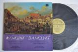 Disc vinil MOZART - Sonatas for Violin and Piano (produs Melodia - 1980)