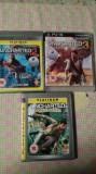 jocuri ps3,playstation 3,aventura,actiune,sport,  seria UNCHARTED 1 , 2 si 3