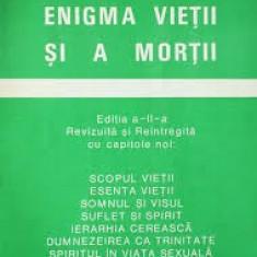 Dr. Aurel Popescu-Balcesti Enigma Vietii Si A Mortii - Carte paranormal