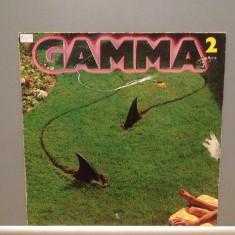 GAMMA - 2 (1980/ELEKTRA/RFG) - Vinil/Hard and Heavy/Impecabil - Muzica Rock warner