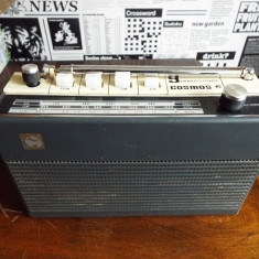 Radio COSMOS 5 - Aparat radio