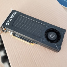 Zotac GTX 1070 Mini (Blower) 8GB