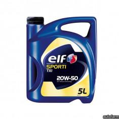 ELF SPORTI TXI 20W-50- 5L ELF 25999 - Ulei motor