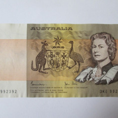 Australia 1 Dollar 1974-1983 in stare foarte buna