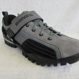 Pantofi ciclism MTB Shimano MT 40, marime 43 (28 cm)