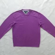 Bluza Tommy Hilfiger Premium Cotton; marime XL, vezi dimensiuni; impecabila - Bluza barbati, Culoare: Din imagine