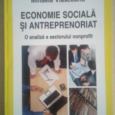 Mihaela Vlasceanu - Economie sociala si antreprenoriat