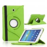 Husa rotativa Samsung Galaxy Tab 4 7.0 7 SM-T230 T230 T231 T235 + stylus, 7 inch
