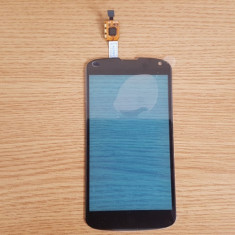 Touch Digitizer Smartphone LG Nexus 4 E960 Negru Livrare gratuita!