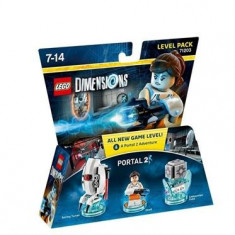 Lego Dimensions Portal 2 Level Pack - LEGO Minifigurine