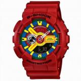 CEAS Sport Casio G-Shock GA-110fc Red (ORIGINAL 100%. nou)