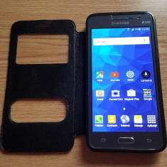 Samsung Galaxy Grand Prime - liber de retea impecabil - Telefon Samsung, Negru, Neblocat, Single SIM