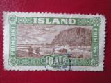 ISLANDA STAMPILAT