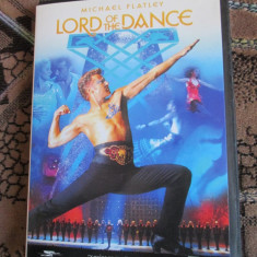 MICHAEL FLATLEY - LORD OF THE DANCE (1 DVD ORIGINAL - STARE FOARTE BUNA!)