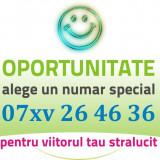 SPECIAL - 07xv.26.46.36 - Numar usor aur platina gold frumos special numere VIP