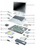 Dezmembrez laptop ASUS X55VD