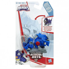 Jucarie Hasbro Playskool Heroes Minicon Transformers Rescue Bots Valor The Lion-Bot Figure - Vehicul