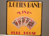 J.GEILS  BAND - LIVE FULL HOUSE (1972/ATLANTIC/RFG) - Vinil/Rock/Impecabil (NM+)