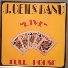 J.GEILS BAND - LIVE FULL HOUSE (1972/ATLANTIC/RFG) - Vinil/Rock/Impecabil (NM+) - Muzica Rock
