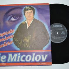 Disc vinil ILIE MICOLOV - Dragoste la prima vedere (ST - EDE 03205), electrecord