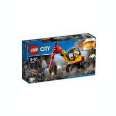 Ciocan Pneumatic Pentru Minerit - L60185, LEGO