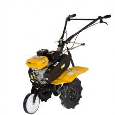 Motosapa ProGarden HS 900, 7CP, Roti cauciuc 400x8,