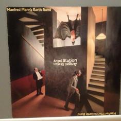 MANFRED MANN'S EARTH BAND - ANGEL STATION (1979/BRONZE/RFG) - Vinil/Impecabil - Muzica Rock ariola
