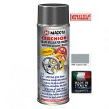 Cumpara ieftin Spray Vopsea Jante Argintiu Metalizat Macota 400ml