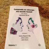 Compendiu de chirurgie oro-maxilo-faciala de Alex. Bucur VOLUMUL 1