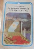 Scriitori romani din secolul XX de Tudor Vianu