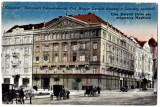 Cluj  Kolozsvar-centru , birje , Palatul Primei Societati de Asigurare Maghiara, Necirculata, Printata