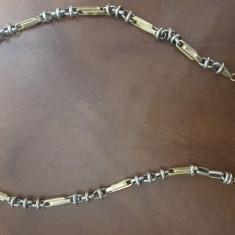 Lant de aur 20 g. - Lantisor aur, Carataj aur: 14k, Culoare Aur: Galben