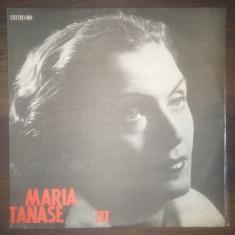 Vinil - Maria Tanase - III