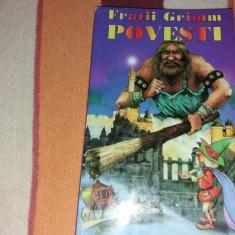 FRATII GRIMM POVESTI/TD - Carte Basme