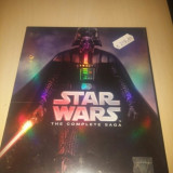 Blu-ray Star Wars - Colecție Completă - Refreshed - 9 Discuri