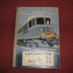 Locomotive Diesel Electrice - Dinu Stefan, Isac Constantin