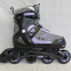 Role Hy Skate Xtend 900, marime reglabila 37-40 EU, Copii