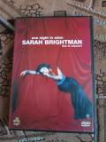 SARAH BRIGHTMAN - ONE NIGHT IN EDEN (1 DVD ORIGINAL - STARE FOARTE BUNA!)