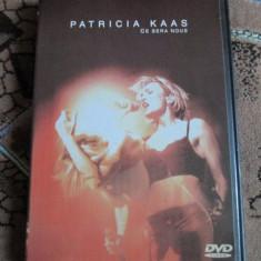 PATRICIA KAAS - CE SERA NOUS (1 DVD ORIGINAL - STARE FOARTE BUNA!)