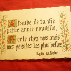 Calendar religios catolic 1982 - Franta