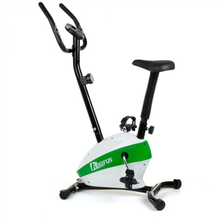 Bicicleta magnetica Sportmann RW-37.2- verde foto mare