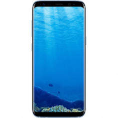 Smartphone Samsung Galaxy S8 Plus G9550 64GB Dual Sim 4G Blue - Telefon Samsung