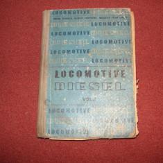 LOCOMOTIVE DIESEL - MIHAI TIGHILIU (VOLUMul 1)