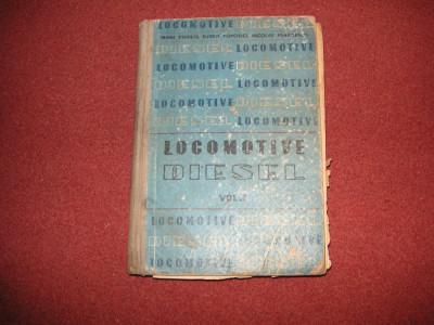 LOCOMOTIVE DIESEL - MIHAI TIGHILIU (VOLUMul 1) foto