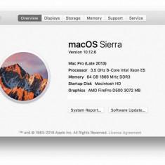 Vand memorii Apple - 64GB RAM ECC - Mac Pro Late 2013 - Memorie RAM Samsung, DDR 3, Peste 16 GB, 1866 mhz, Quad channel