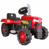 Tractor Electric Farmer 6 V - Masinuta electrica copii