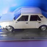 Macheta Skoda 105 - Masini de Legenda Polonia scara 1:43 - Macheta auto