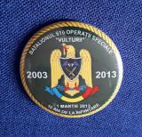 "Insigna militara Batalionul 610 Operatii speciale "" Vulturii "" - Parasutism"