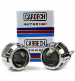 KIT de proiectoare (Lupe) Cartech Bi-Xenon 2,5 inch, Universal