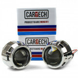 KIT de proiectoare (Lupe) Cartech Bi-Xenon 2,5 inch
